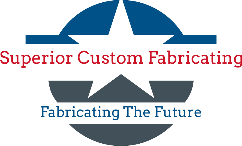 Superior Custom Fabricating Logo